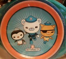 octonauts party plates 9 inch round