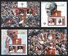 Togo 2014 - 1. Jahrestag der Wahl von Papst Franziskus - Pope Francis ** MNH