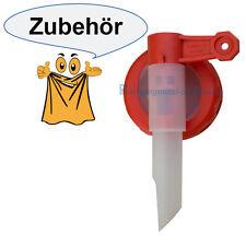 Zapfhahn mit 13mm Ø für 10Liter & 5Liter Kanister mit 45mm Ø Öffnung