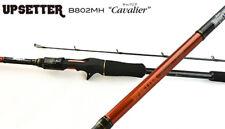"TICT UP SETTER B802MH ""Cavalier"" Grouper & Rock 2pcs Baitcasting Rod"