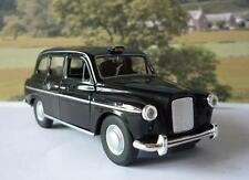 Black London Taxi Cab Diecast Boys Dad Toy Bus Model Stocking Filler Present Box