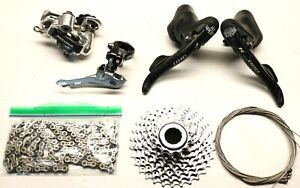 Campagnolo Record & Mixed 2 x 10 Speed Group Groupset Gruppo Build Kit Road Bike