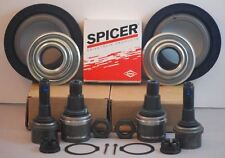 Ford F250/F350 Dana Super 60 2005-14 Front Axle Seals and Ball Joints-Both Sides
