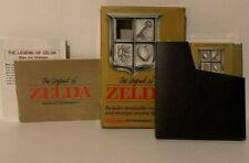 The Legend of Zelda NES Nintendo CIB Complete Good Quality Condition Gold
