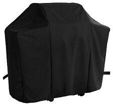 Housse pour barbecue gaz 142x72cm polyester noir gamme confort
