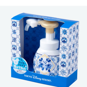 Japan Tokyo Disney Resort Limited  Happy Mickey Shape's Hand Soap