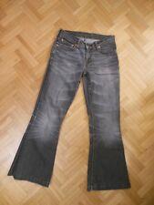 Damen Jeans, Gr. 36, von Levi Strauss, weites Bein