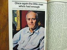 April 26, 1980 TV Guide  (HENRY   FONDA/CONDOMINIUM/BEAU  BRIDGES/PAUL  GAUGUIN)