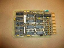 UNICO 100-692  Control Board