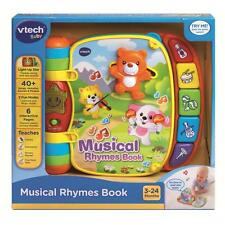 NEW VTECH BABY INFANT TOY PLAY MUSICAL NURSERY RHYMES ELECTRONIC BOOK 166703
