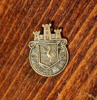 Vintage Spanish Club Pin Very Small El Club Espanol