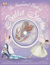 The Illustrated Book of Ballet Stories-Barbara Newman