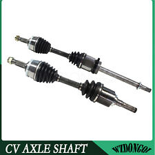 For Infiniti G20 T Sedan Auto Trans 2.0L 99-02 Pair Cv Axle Joint Assembly Front (Fits: Infiniti G20)