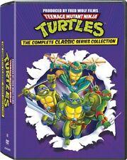 TEENAGE MUTANT NINJA TURTLES COMPLETE CLASSIC SERIES COLLECTION DVD New TMNT