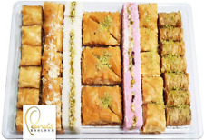 Persis Luxe baklavas assorties PLATEAU - 43 Pieces 1 kg
