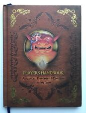 Player's Handbook - AD&D Advanced Dungeons & Dragons Premium 1st Ed Reprint