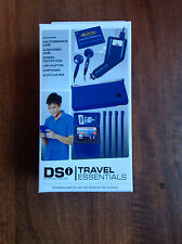 COMPETITION PRO BLUE TRAVEL ESSENTIALS PACK  DSi - NINTENDO DSi CONSOLES    BNIB