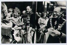 Princpi Olandesi ad un ballo di gala Ordini cavallereschi MALTA  SMOM RARA