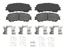 Disc Brake Pad Set-True Ceramic Brake Pads Rear IDEAL fits 17-19 Nissan Titan