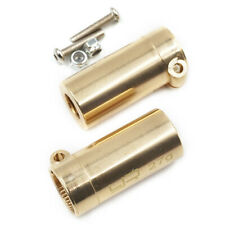 Yeah Racing Axial SCX10 II Brass Rear Axle Lock Out Set AXSC-007