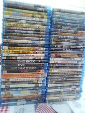 Peliculas Blu-Ray Nuevas Precintadas Ediciones Españolas. Mas de 200 Titulos!!