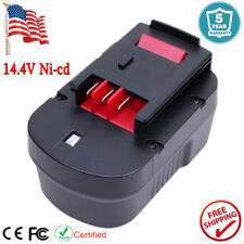 For Black & Decker HPB14 A14 14.4V Battery Firestorm FSB14 FS140BX Nicd Extended