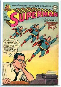SUPERMAN # 90