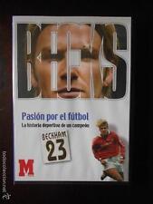 DVD DAVID BECKHAM - PASION POR EL FUTBOL - LA Hª DEPORTIVA DE UN CAMPEON (6M)