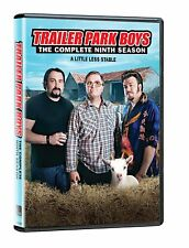 Trailer Park Boys: Season 9 [DVD Set, Ricky, Julian, Complete Ninth 9th] NEW