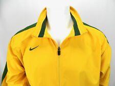 d0d584b51a Nike Jacket Storm Fit Yellow Green Full Zip Lined Running Mens Medium C55