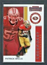Patrick Willis 2019 Contenders LEGENDARY CONTENDERS #LC-PW San Fransisco 49ers