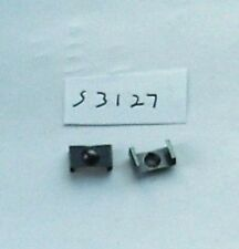 Genuine Hornby Spare Part S 3127 Spring Clip x2 for R 159 R 252 R 308 R 555