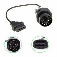 De 20 a 16 Pin Conector De Diagnóstico Escáner OBD2 Cable Adaptador Para BMW E36 E34 Reino Unido