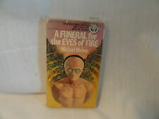 A Funeral For The Eyes Of Fire Paperback Book Ballantine 24350Michael Bishop1975