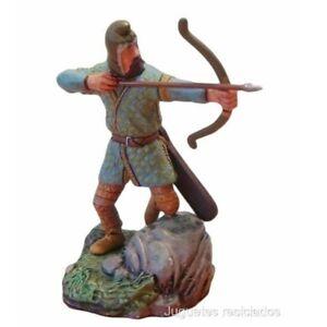 Scythian archer Warriors of antiquity Lead soldier Figure Altaya