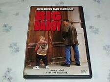 1999 DVD BIG DADDY Movie Wide Screen Collection – ISBN: 0767836243