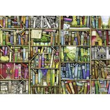 Ravensburger The Bizarre Bookshop by Colin Thompson 1000pcs Puzzle (New)