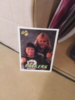 WWF CLASSIC WRESTLING TRADING CARDS 1990 ROCKERS CARD 134