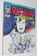 RAT MAN collection n 12 prima edizione panini ESAURITO CON POSTER