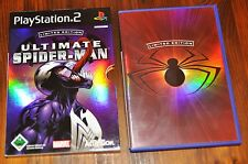 PS 2 - Ultimate Spider-Man - Limited Edition - PlayStation 2 -  wie *NEU*