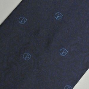"Solid Blue Silk Tie 3.5"" Wide 55"" Long"