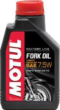 MOTUL FORK OIL FACTORY LINE 7.5W 1 L 105926