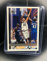 1996-97 Topps #115 Tim Duncan Rookie Card