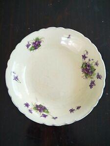 Royal Staffordshire Pottery A.J.Wilkinson LTD Honeyglaze  Bowl
