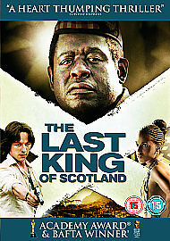 The Last King Of Scotland (DVD, 2007)