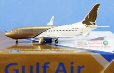 Inflight200 Gulf Air B 737 1:200 Diecast Civil Aircraft Plane Model IF7370811