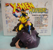CREATIVE LICENSE and Bowen WOLVERINE FULL SIZE STATUE SENTINEL SERIES maquette
