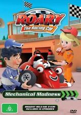 Roary The Racing Car -Mechanical Madness(DVD, 2011)-REGION 4-Brand new-Free post