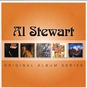 AL STEWART - ORIGINAL ALBUM SERIES: 5CD SET (2014)
