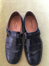 Josef Seibel Men's shoes - Black - NEW - Size 44